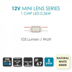 18AWG RGBW Wire - 5 Core - 10Metre