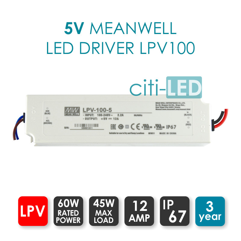 Eco Lens MINI White 9500K